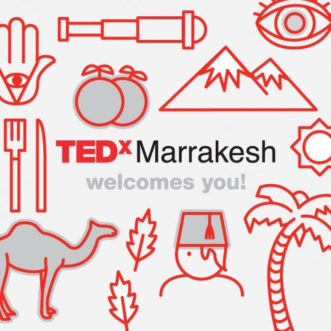 © Luca Bogoni - TEDx Marrakech